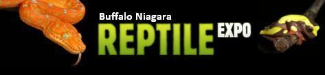 Buffalo Niagara Reptile Expo